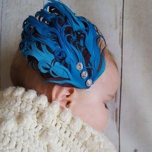 Other - Feather Facinator Headband
